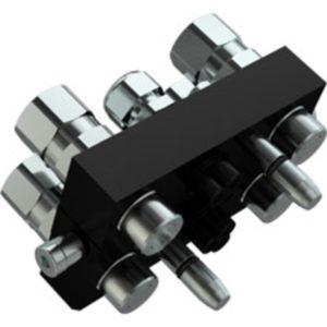 UNIVERSAL 6 PORT MULTICOUPLER MOBILE MALE HALF – 992-LAN3P608-6-12SMC HomeOther PartsAftermarket Misc.