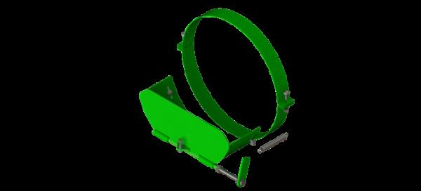 UNLOADING AUGER GRAIN SAVER DOOR KIT (NON-HUR) – 992-LANAUG1135GS HomeOther PartsAuger Parts