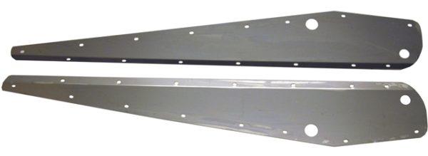 STAINLESS STEEL CORN SNOUT PLATES (END ROWS) – 992-LANPSP600EK HomeOther PartsHeaders