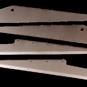 STAINLESS STEEL CORN SNOUT PLATES – 992-LANPSP700K HomeOther PartsHeaders