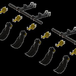 STALK STOMPER® MOUNTING KIT FOR CASEIH® 2206/3206/3406 SERIES 30″ CORN HEADS – 992-LANSS3406R6