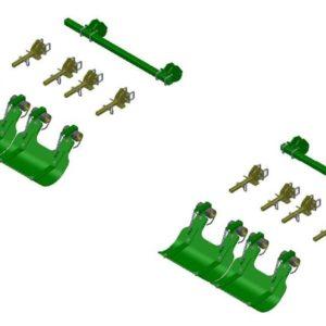 LANKOTA STALK STOMPER® KIT FOR JOHN DEERE® FLEX HEADS WITH 650MM DUAL TIRE CONFIGURATION – 992-LANSS600F-3036D HomeOther PartsStalk StompersJohn DeereHyrdraflex