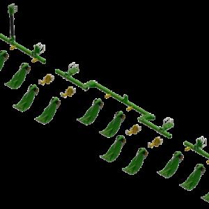 STALK STOMPER® MOUNTING KIT FOR JOHN DEERE® 612FC SERIES FOLDING CORN HEADS – 992-LANSS612R12FH HomeOther PartsStalk StompersJohn DeereCorn Head