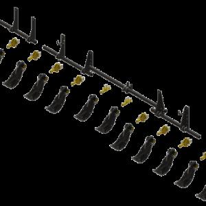 STALK STOMPER® MOUNTING KIT FOR DRAGO ® SERIES II, 12 ROW, 30″ CORN HEADS (12 ROWS) – 992-LANSSDR1230R12