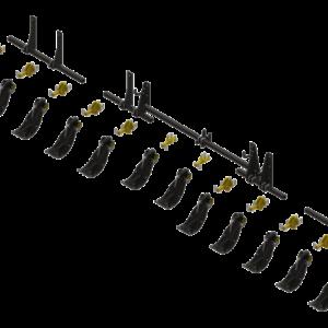 STALK STOMPER® MOUNTING KIT FOR DRAGO ® SERIES II, FOLDING 12 ROW, 30″ CORN HEADS (12 ROWS) – 992-LANSSDR1230R12F, Stalk Stompers, Drago