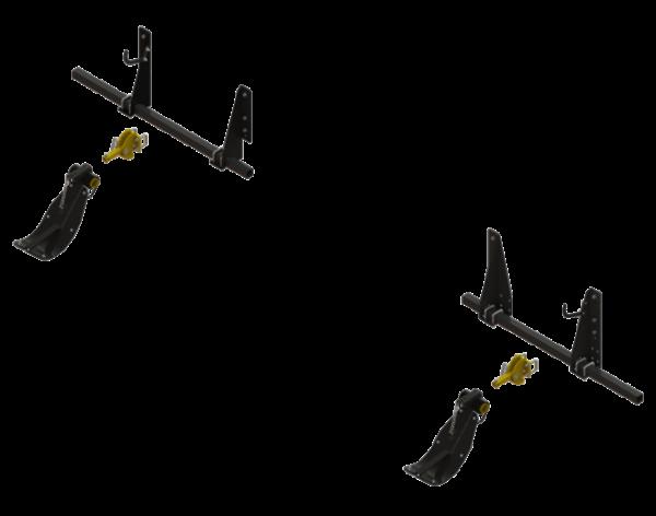 STALK STOMPER® MOUNTING KIT FOR DRAGO ® SERIES II, 12 ROW, 30″ CORN HEADS (2 ROWS) – 992-LANSSDR1230R2