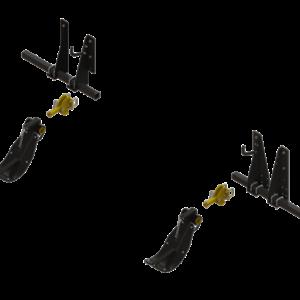 STALK STOMPER® MOUNTING KIT FOR DRAGO ® SERIES II, FOLDING 12 ROW, 30″ CORN HEADS (2 ROWS) – 992-LANSSDR1230R2F