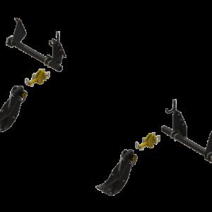 STALK STOMPER® MOUNTING KIT FOR DRAGO GT® SERIES, 12 ROW, 30″ FOLDING CORN HEADS (2 ROWS) – 992-LANSSDR1230R2GTF