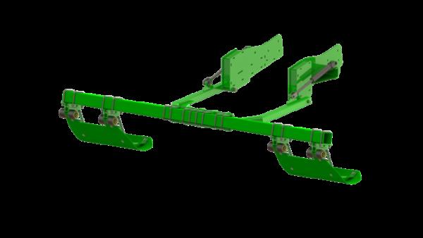 LANKOTA STALK STOMPER® KIT FOR JOHN DEERE® 8060 & 8070 SERIES ARTICULATED TRACTORS WITH 800MM SINGLEL TIRE CONFIGURATION – 992-LANTS8070-36S