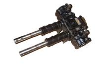 AH209794-N : Gear Box Assembly – LH Drive, John Deere 40 Series Corn Head Components, Row Unit & Rown Unit Components for John Deere 40 Series Corn Headers, Gear Box, Gear Box Assembly – LH Drive