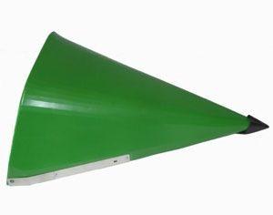 PS36-40A : 36″ CENTER SNOUT ASSEMBLY, JD GREEN